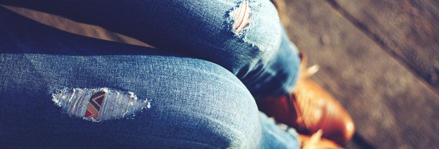Le jean français